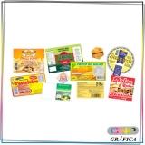 etiqueta para alimentos preço José Bonifácio