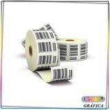 rótulo adesivo para embalagem Parque do Carmo