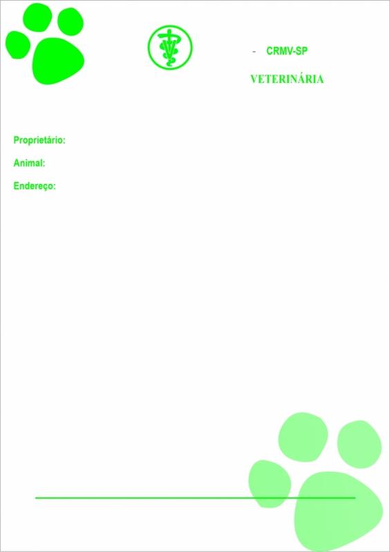 Comprar Bloco de Receituário Personalizado Artur Alvim - Bloco de Receituário