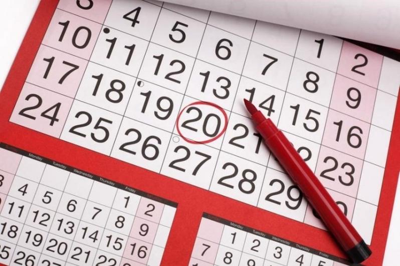 Onde Encontrar Calendário Mensal Folha A4 Cidade Tiradentes - Calendário Folha