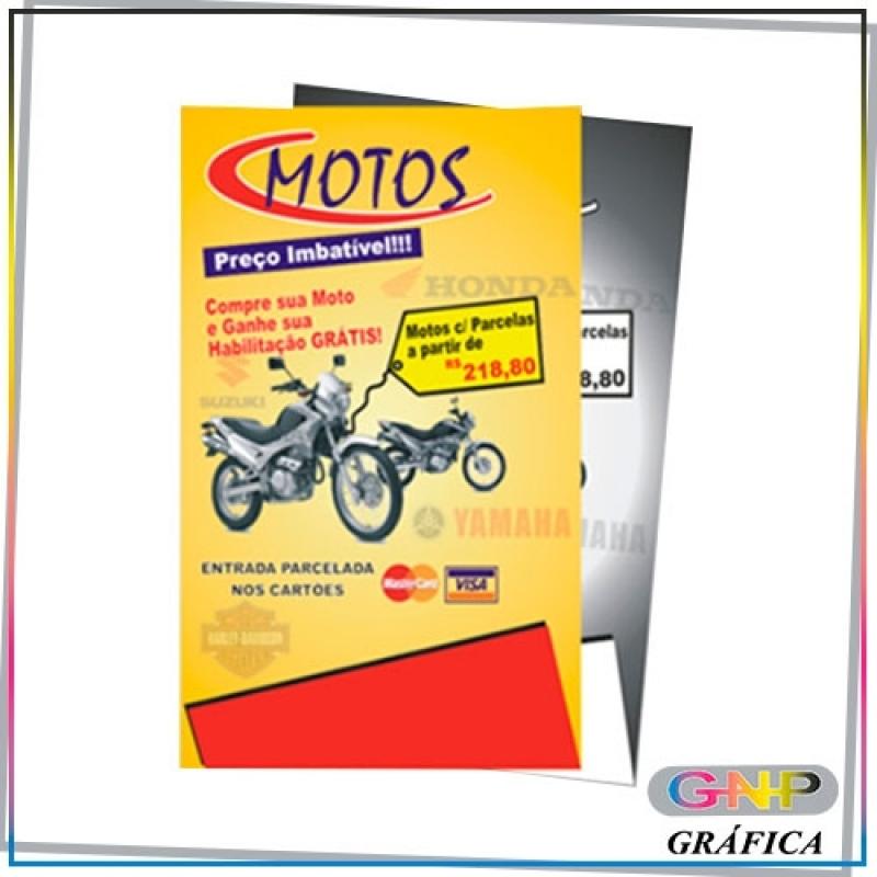 Panfleto para Imprimir