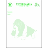bloco receituário veterinário vila palmeiras
