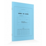 diário escolar personalizado valores Mogi das Cruzes