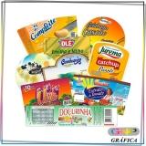 etiqueta para alimentos congelados preço Jardim Helian
