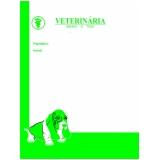 loja de bloco receituário veterinário José Bonifácio