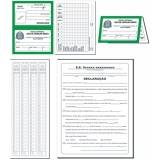 orçamento de impressão diário de classe escolar Vila Prudente