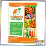 panfleto para gráfica preço Parque Santa Madalena