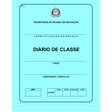 quanto custa diário escolar Vila Curuçá
