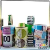 rótulo adesivo para garrafinhas preço Parque do Carmo