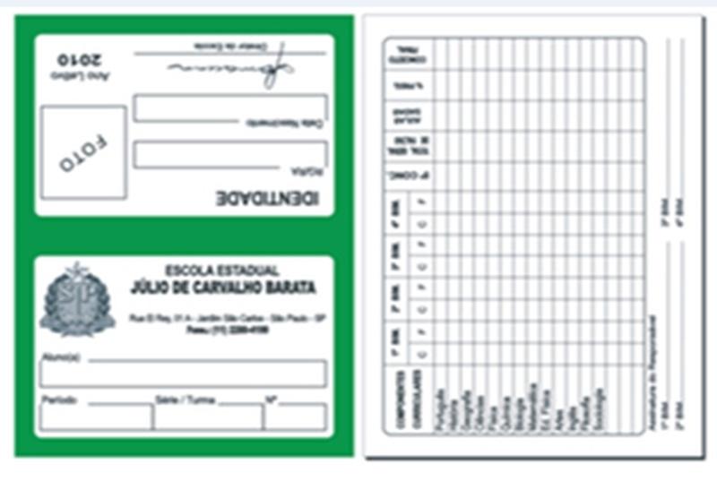 Valor de Impressão de Ficha de Matrícula Escolar Parque São Jorge - Impressão Certificado Escolar